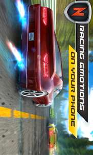 Real Speed Car: Need for Asphalt Racing screenshot 1