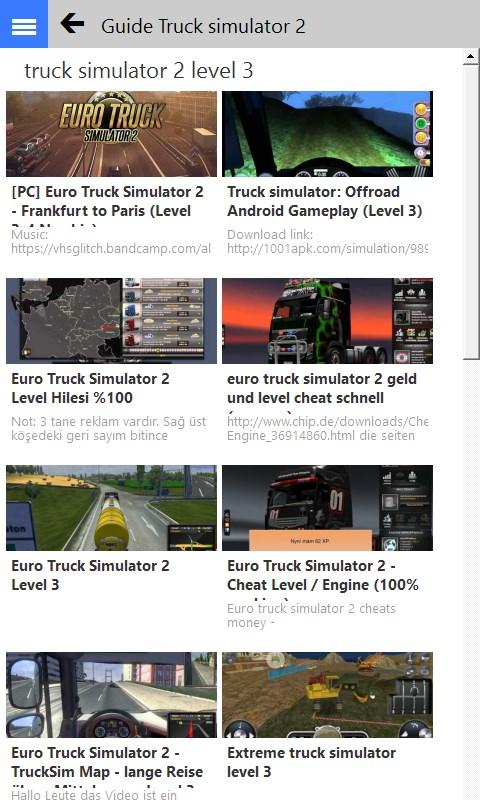 Guide The Euro Truck Simulator 2 | FREE Windows Phone app market