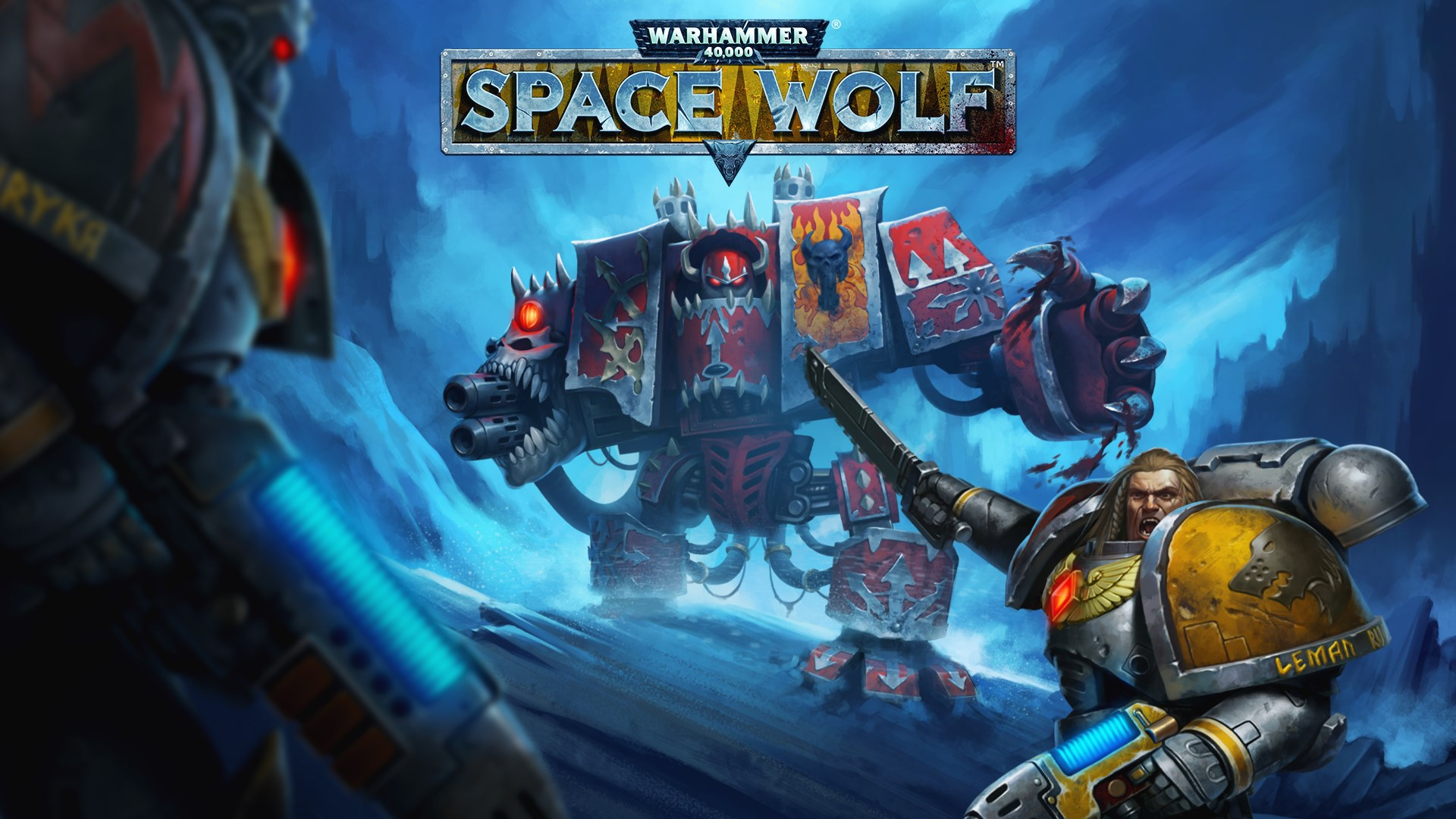 Image for Warhammer 40,000: Space Wolf