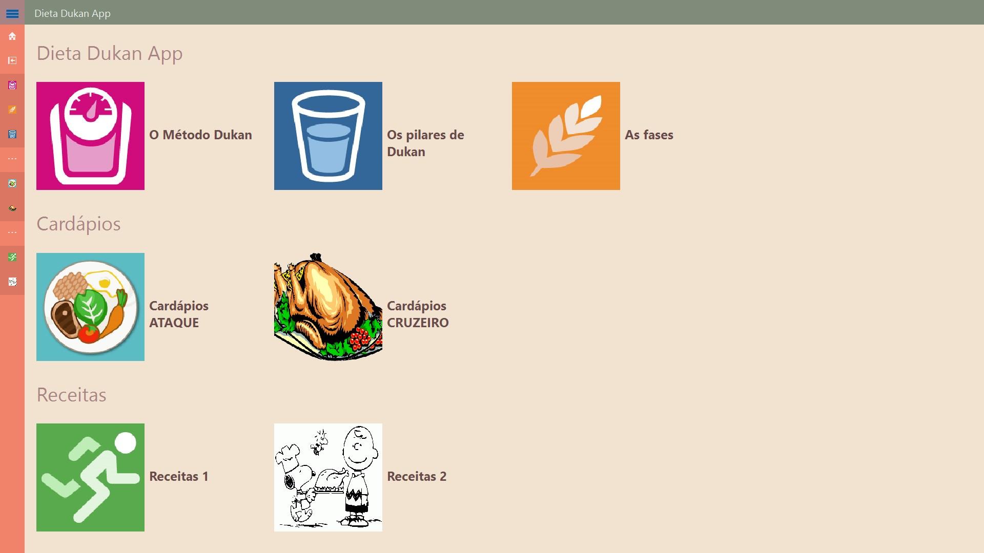 menu settimanale dieta dukan fase attacco