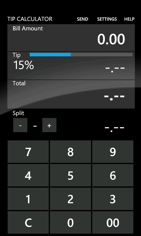 Tip Calculator
