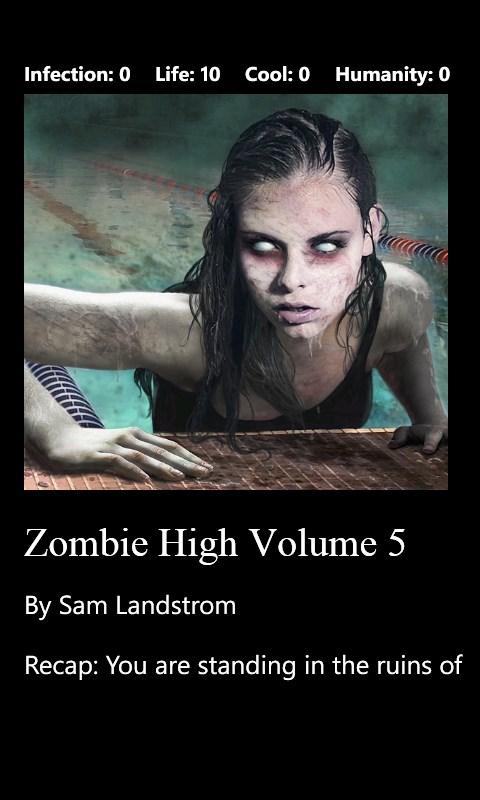 Zombie High Vol 5