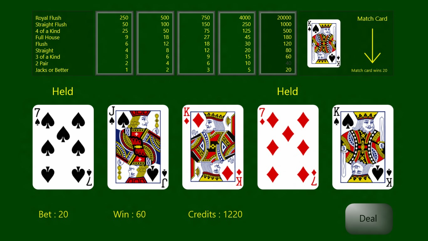 Poker download free