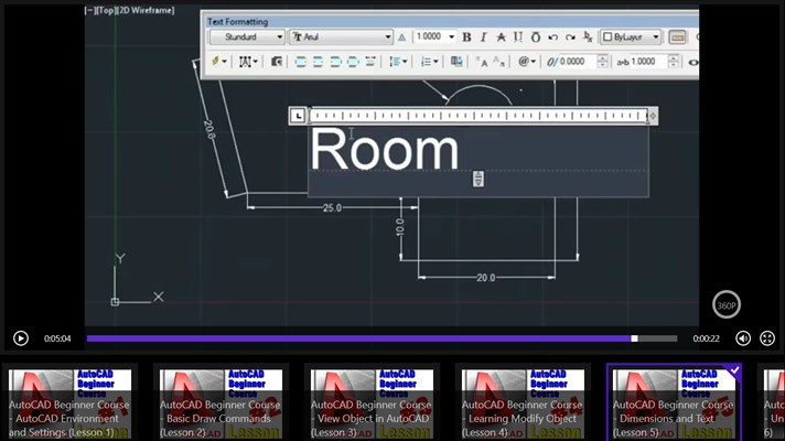 Training Autocad For Beginners For Windows 10 Free