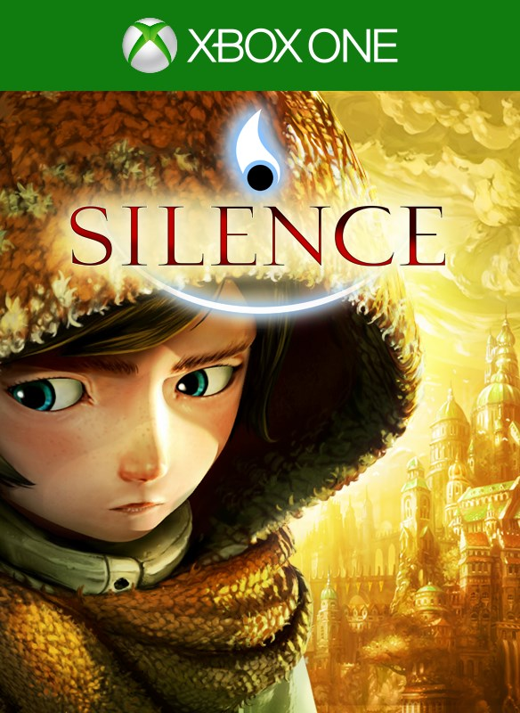 Silence - The Whispered World 2 boxshot