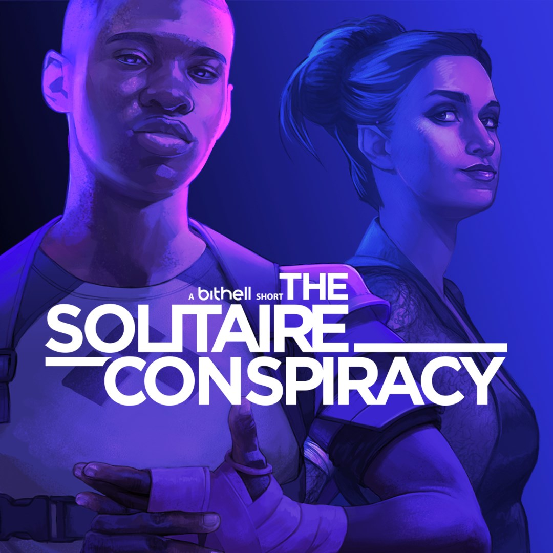 Image for The Solitaire Conspiracy