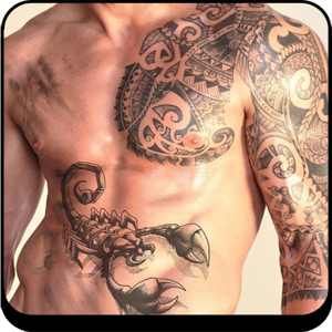 Image result for Tattoo my phone editor app