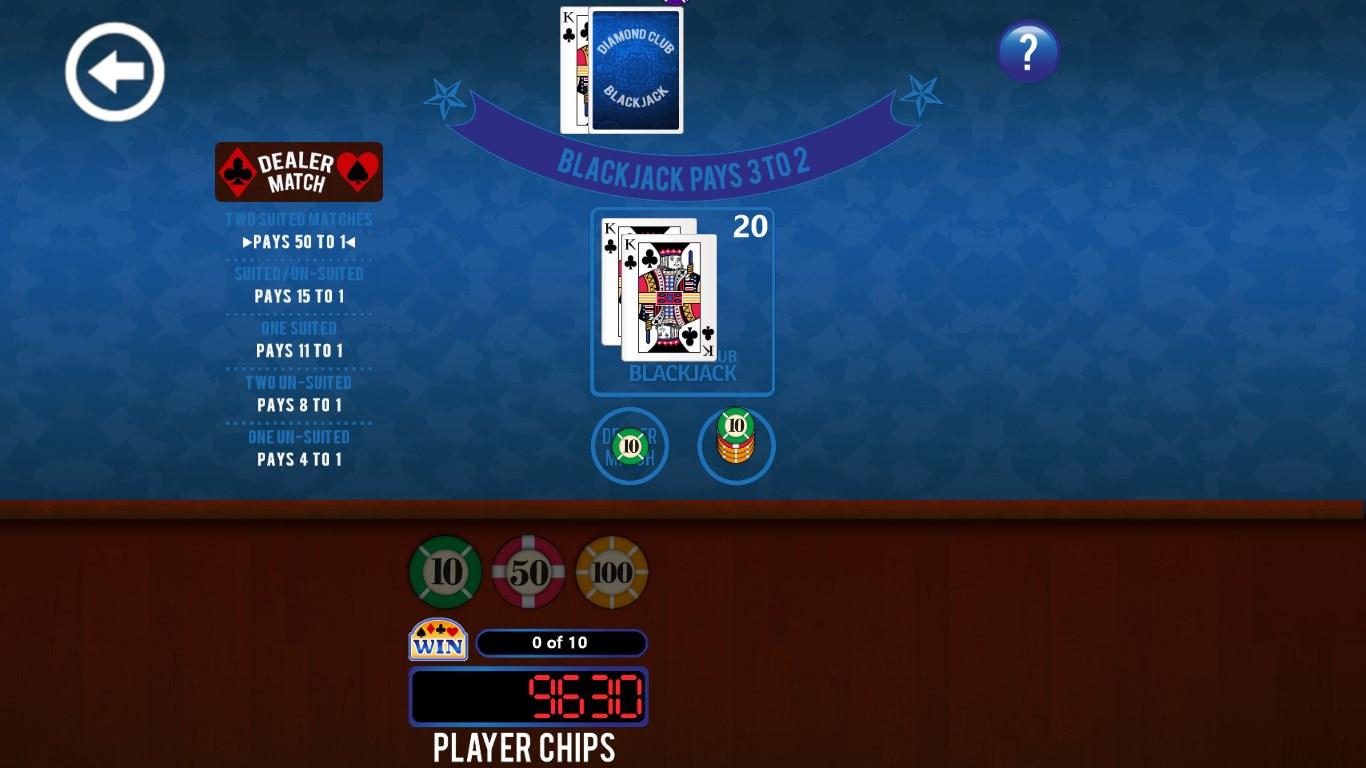 3rd Floor Blackjack