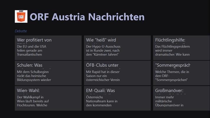 Austria Nachrichten
