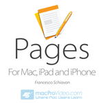 Course for Pages: Mac & iOS