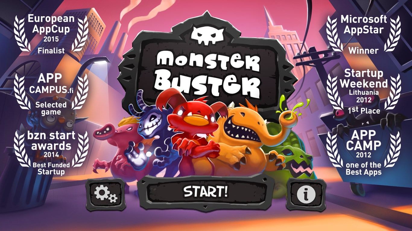 Monster Buster: World Invasion