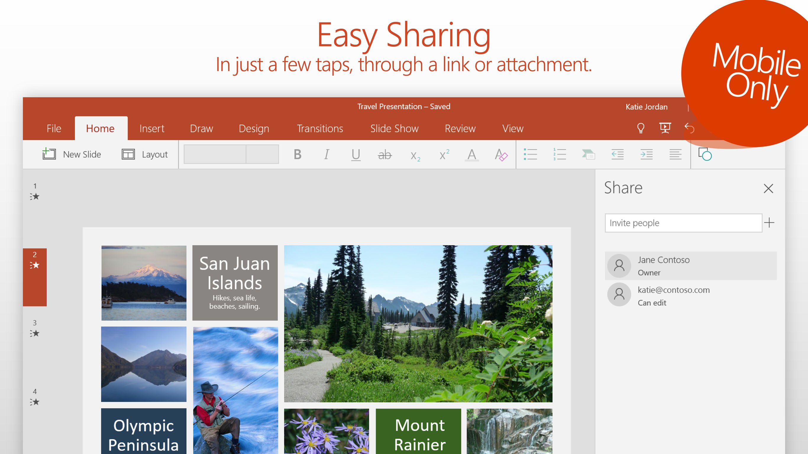 PowerPoint Mobile