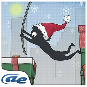 AE City Jump - Christmas