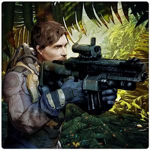 Commando Jungle War-Kill Shot Bravo