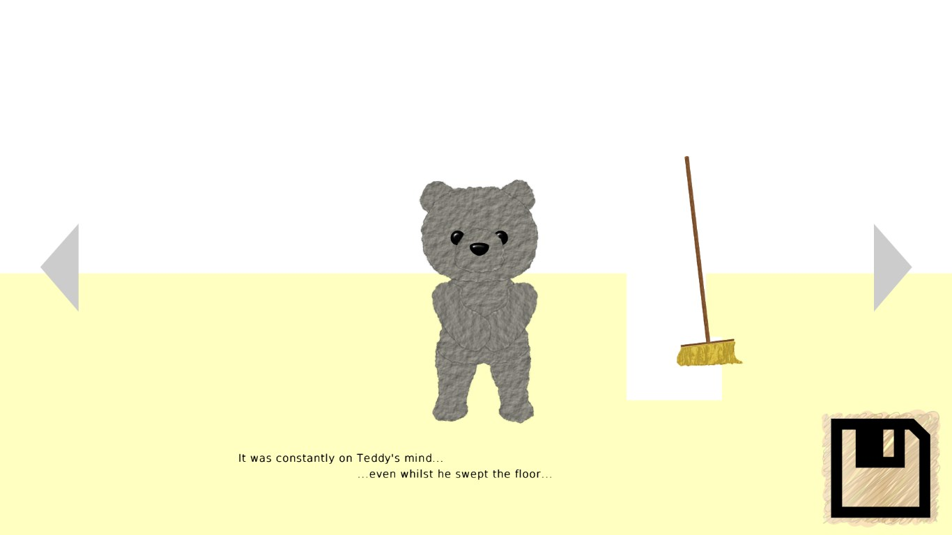 Ted wants to Rock! the Interactive Picture Book