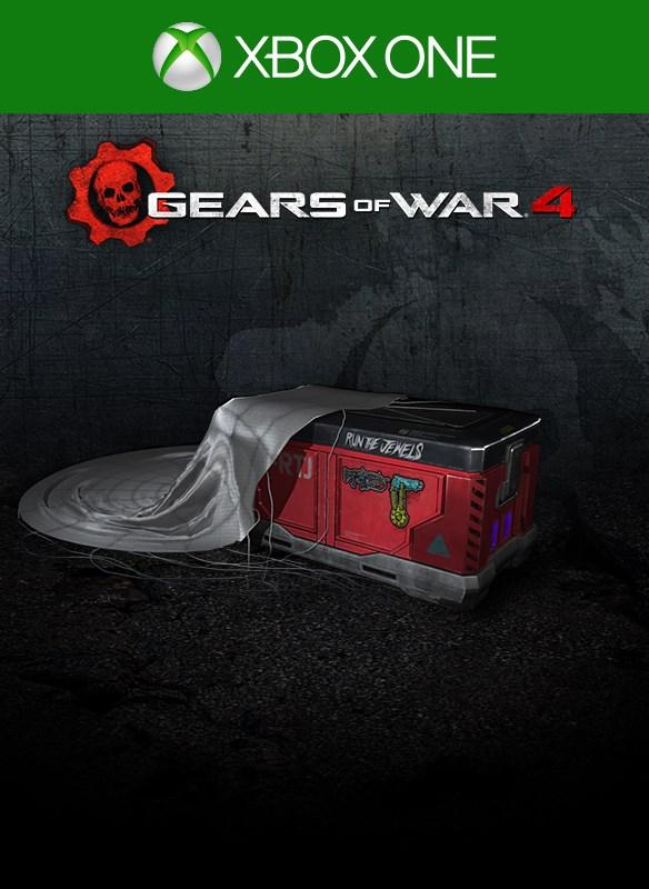 Gears 4 Run the Jewel Gear Pack boxshot