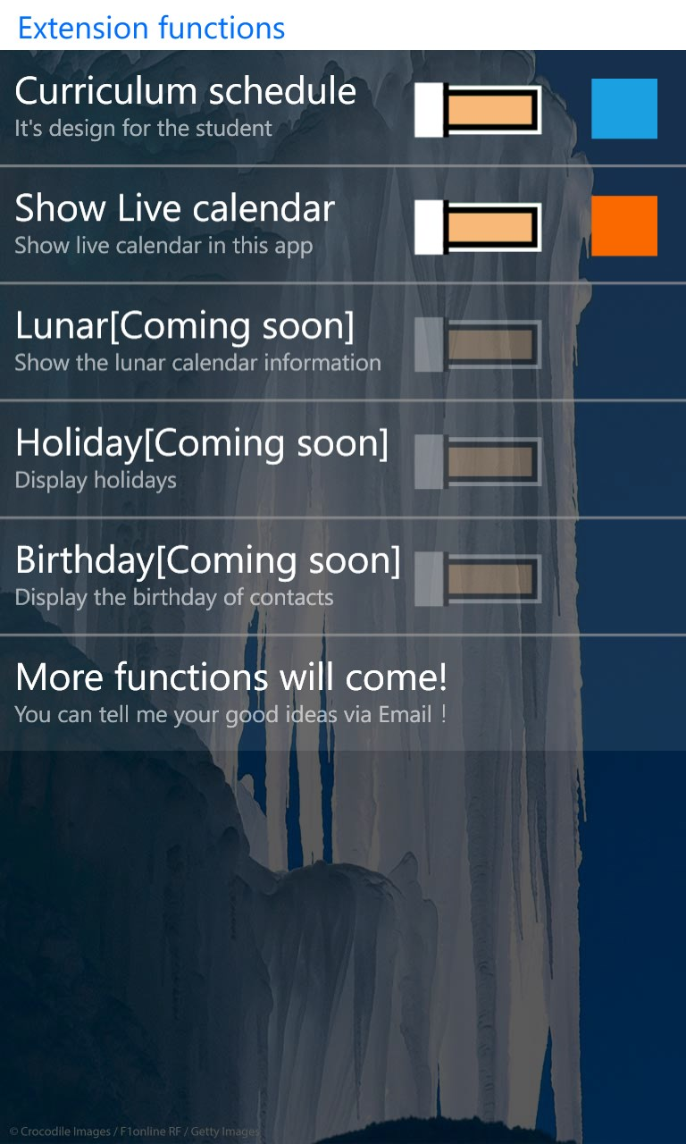 Calendar +