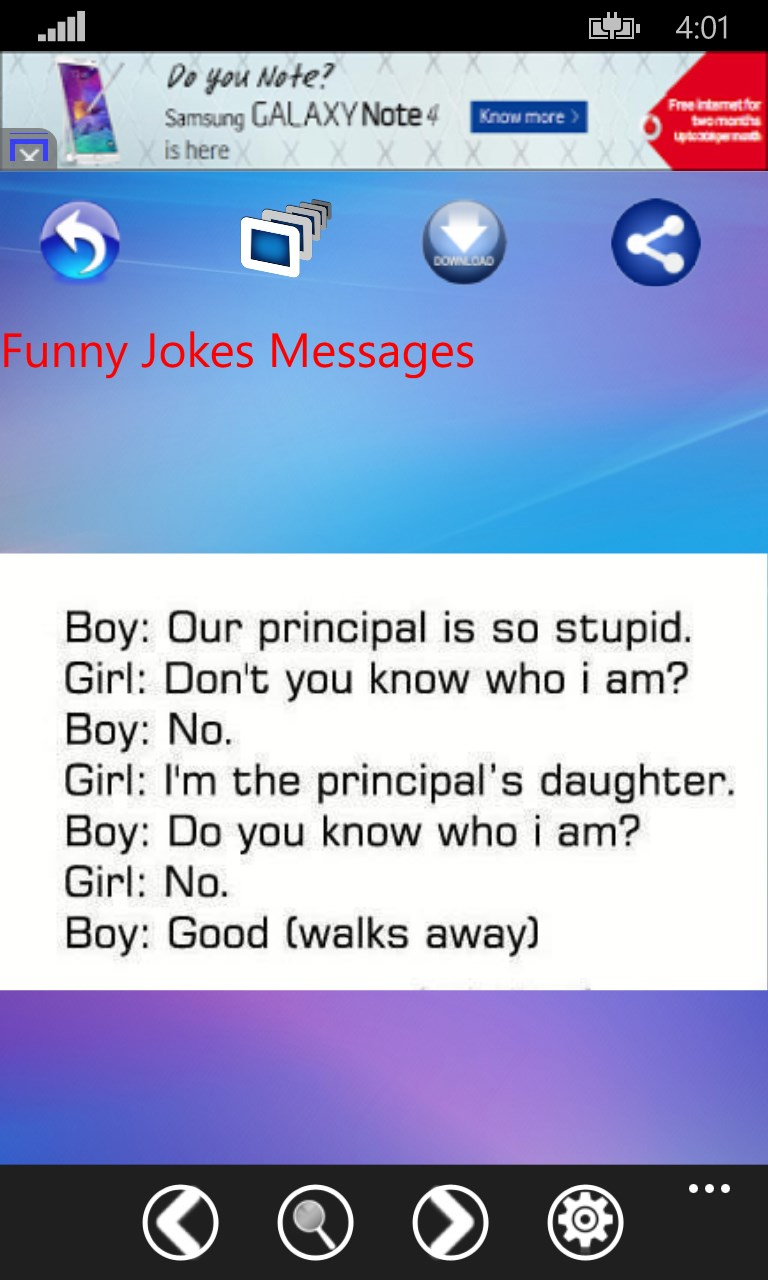 funny jokes messages and pictures