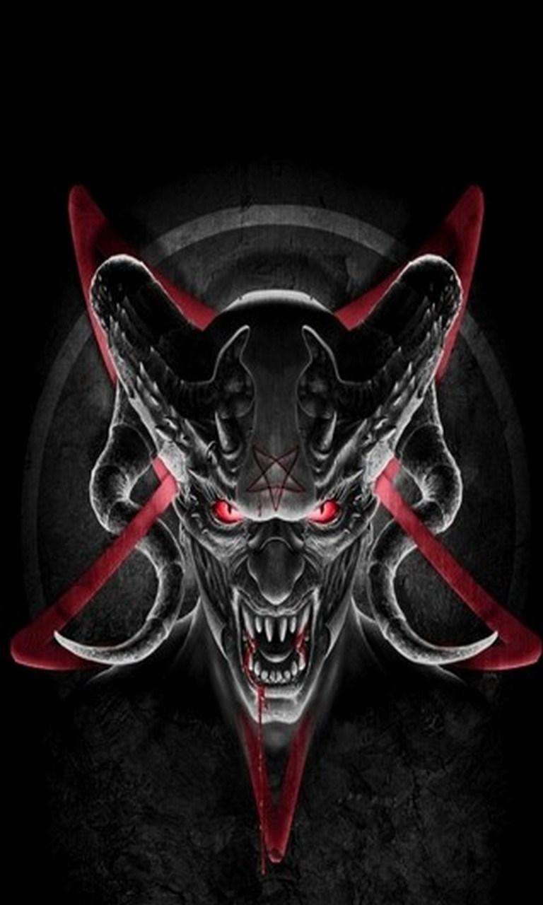 Satan Wallpaper HD Background