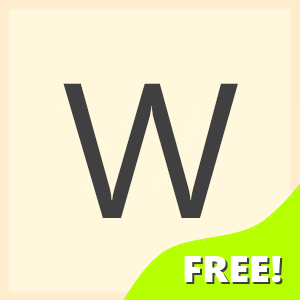 Word Up (Free)