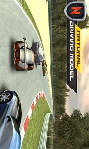 Real Speed Car: Need for Asphalt Racing screenshot 3
