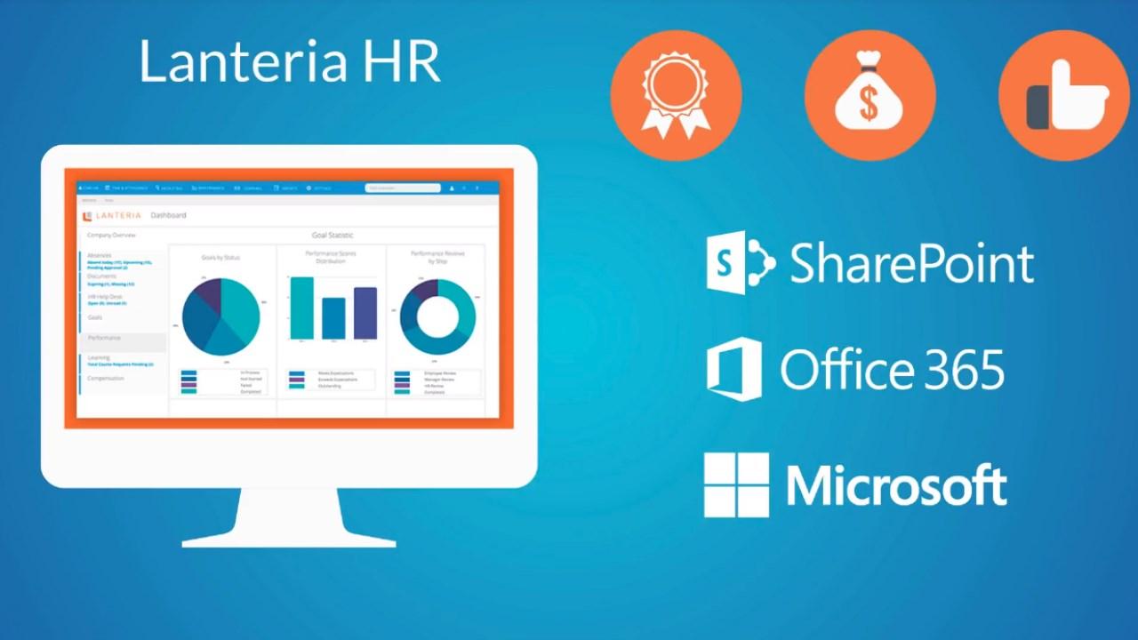 Lanteria HR Software