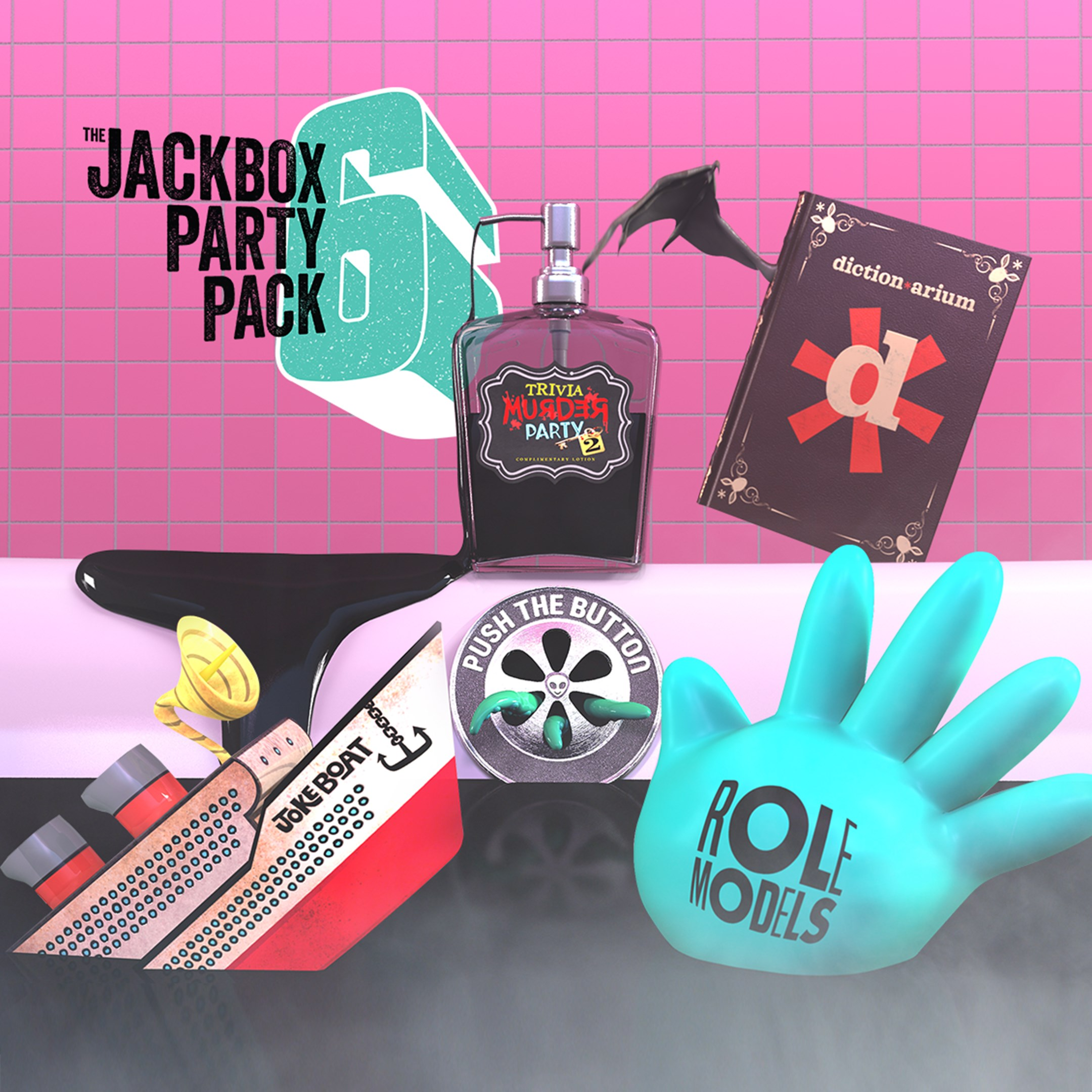 The Jackbox Party Pack 6 achievements
