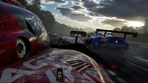 Forza Motorsport 7 Deluxe Edition Screenshot