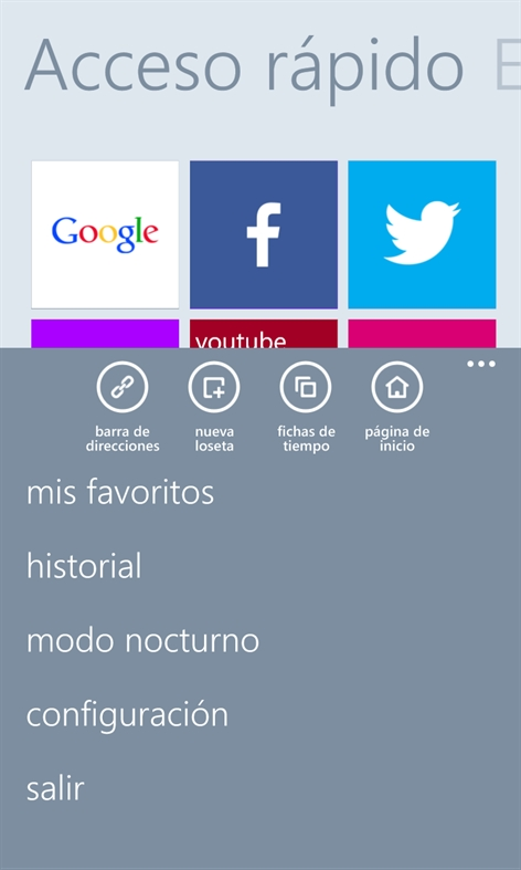 Maxthon Browser Screenshot