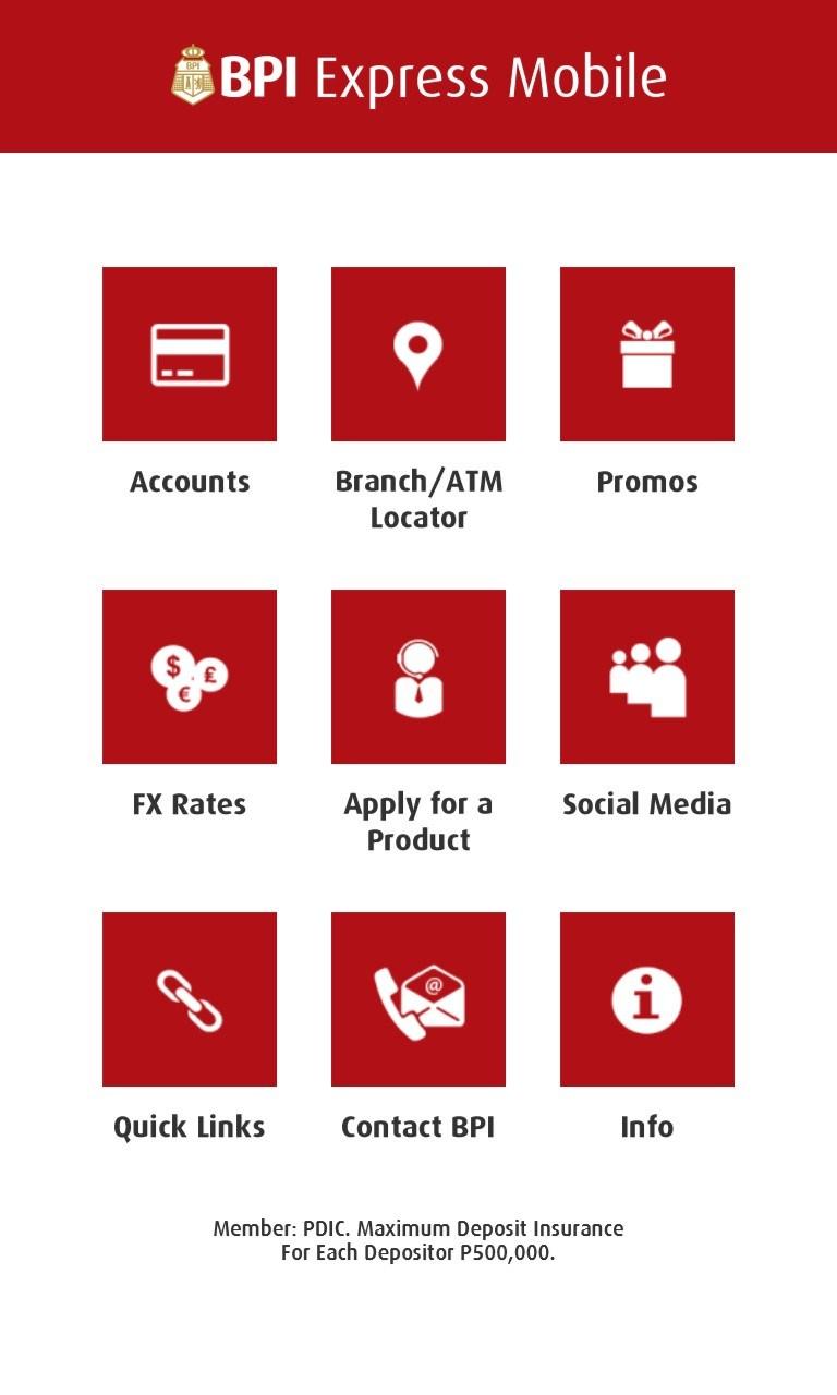 bpi express cash online application