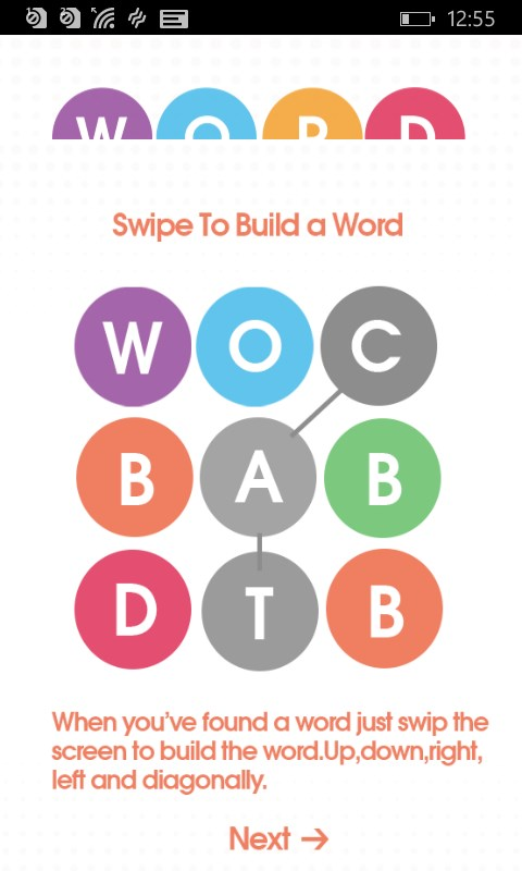 WordBubbles!-Addicting Word Game