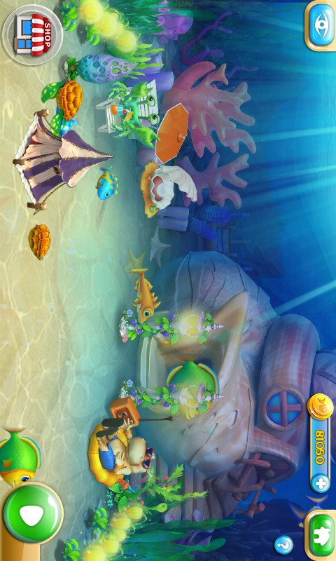 AniCrush - Under the Sea