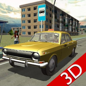 Russian Taxi Simulator 3D