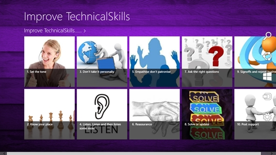 how to improve technical skills at work