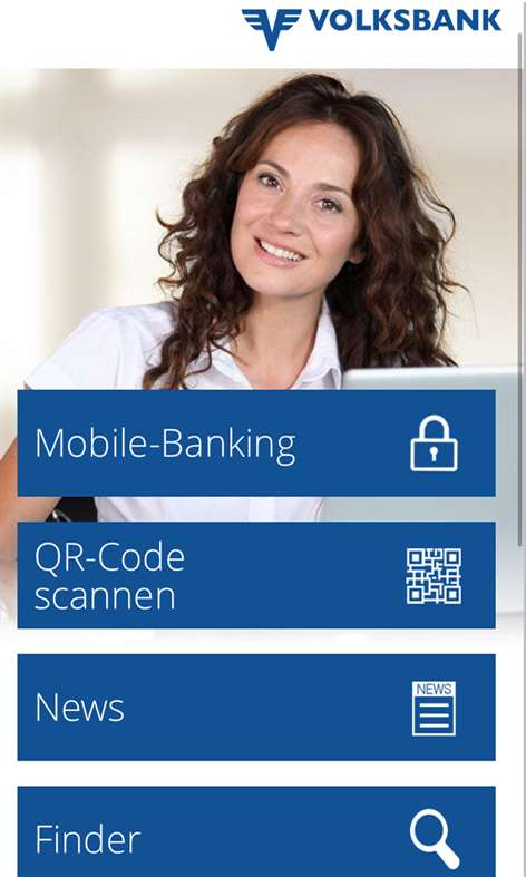 volksbank mobile banking windows apps im microsoft store. Black Bedroom Furniture Sets. Home Design Ideas