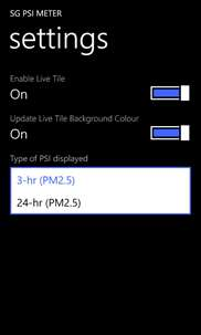 SG PSI Meter screenshot 5