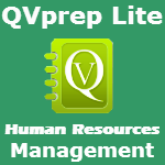 QVprep Lite Learn Human Resources Management