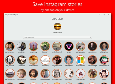 Story Saver for Instagram Screenshot