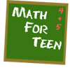 Math for Teen