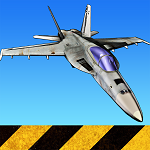 F18 Carrier Landing Lite