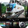 Super Metro Train Driving Simulator 3D