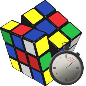 chronometre pour rubiks cube