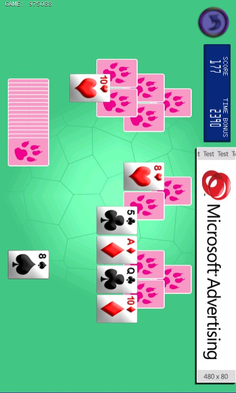 how to play solitaire with a pack of cards