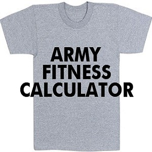 Army Fitness Calculator