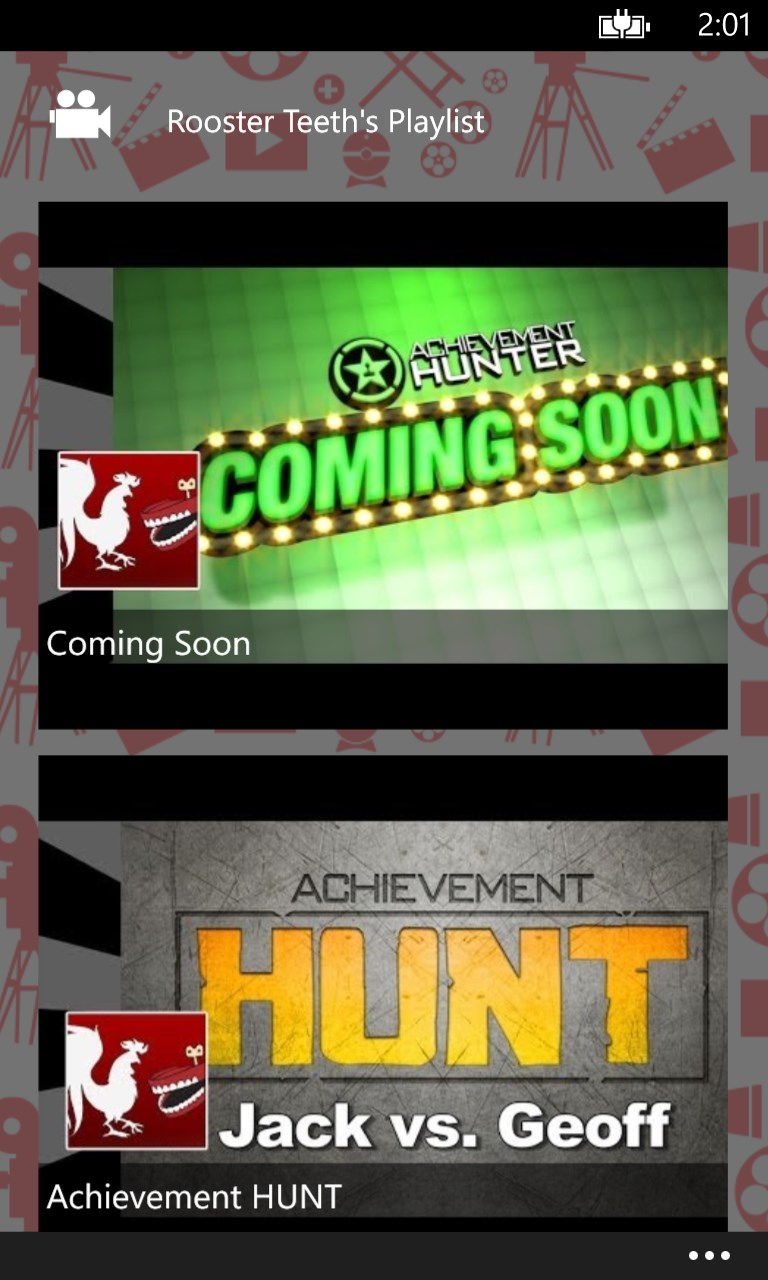 Rooster Teeth | FREE Windows Phone app market