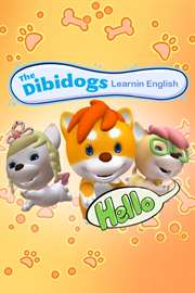 Dibidogs learning English memory game