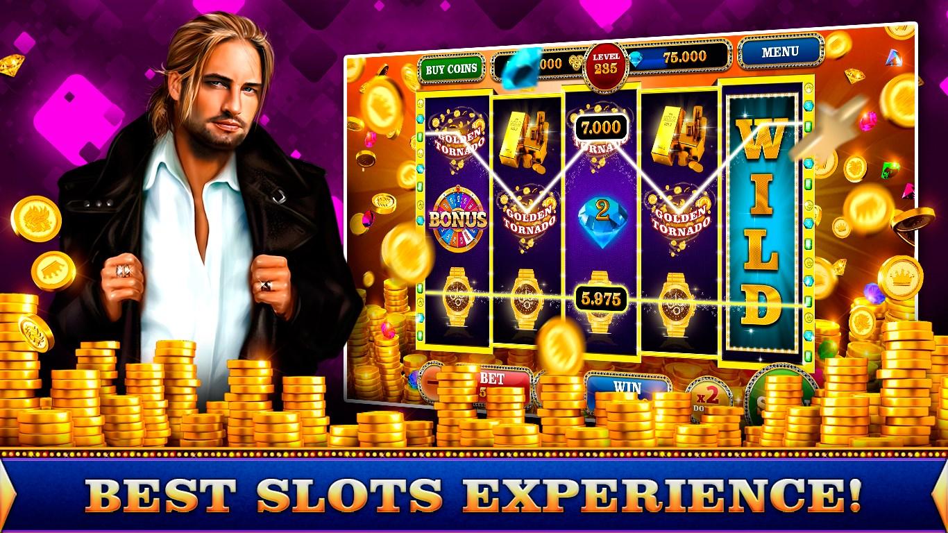 Tornado of Gold Free Vegas Casino