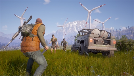 State of Decay 2 Preorder Screenshot