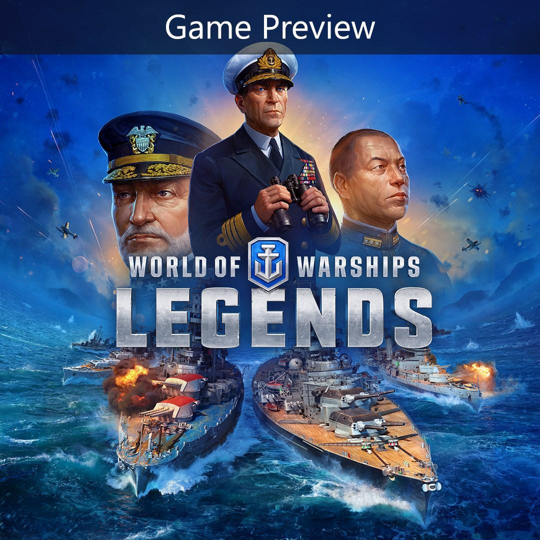 WORLD OF WARSHIPS: LEGENDS achievements