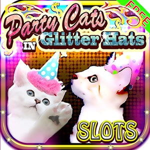 Party Cats In Glitter Hats